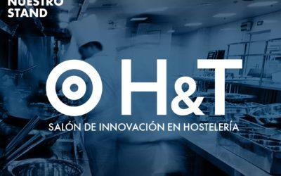 H&T Salón de Innovación en Hostelería primera participación de Garda